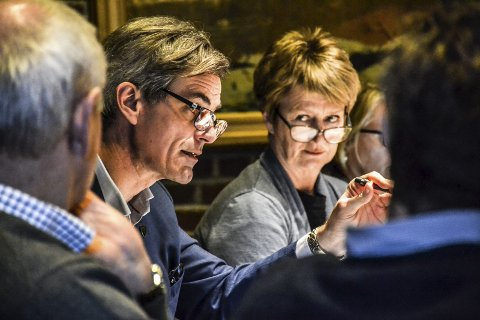 VANSKELIG SAK: Ordfører Bjørn Ole Gleditsch (H) synes varslersaken med rådmann Gudrun Grindaker er vanskelig. Arkivfoto: Paal Even Nygaard