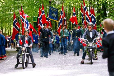 17. mai feiring i Stokke. Foto: Eric Johannessen