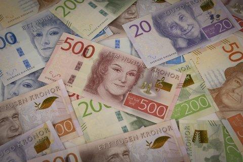 Slik ser de nye svenske sedlene ut.