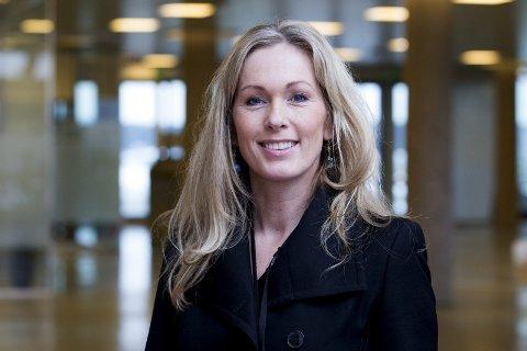 Anita Krohn Traaseth, adm. direktør i Innovasjon Norge og tidligere elev ved SVGS