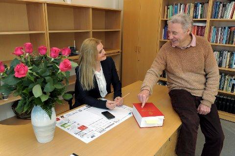 LIKE FRI: Kommuneadvokat Miriam Schei får den samme friheten i yrkesutøvelsen som tidligere kommuneadvokat Ivar Otto Myhre.