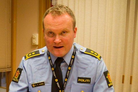 AKTOR: Politiadvokat Hans-Petter Aasen var aktor i saken mot tenåringen.