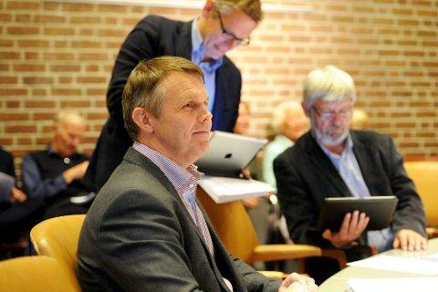 DELEGAT: Bror-Lennart Mentzoni blir likevel en av delegatene som skal delta på det ekstraordinære landsmøtet til KrF på Gardermoen 2. november.