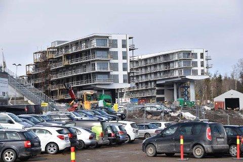 FORSØKSORDNING: Dersom fylkesmannen godtar flertallsvedtaket i planutvalget i Sandefjord, blir det midlertidig hotelldrift på anlegget til Oslofjord Ceonvention Center på Brunstad.