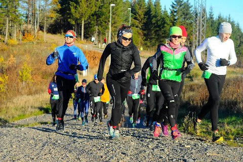 POPULÆRT LØP: Ultraløpet Backyard Sandefjord arrangeres for sjette gang i år. Nå har arrangørene utvidet med 20 nye deltakerplasser.