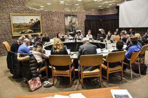 FORMANNSKAPET: Å tro at de tre politiske representantene på noen måte utgjør en trussel mot ungdomsrådet, er en fornærmelse, skriver Freja Dohrn Ellefsen. Arkivfoto: Morten Solberg