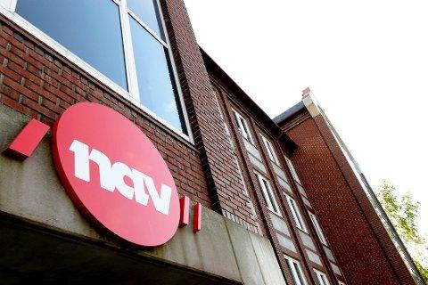 STORE ANDEL: Ferske tall fra NAV viser at over 50 prosent av befolkningen i Sandefjord mottok penger fra NAV i løpet av 2017.