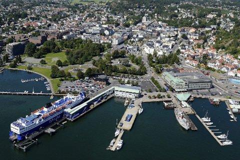 KOMMUNEN: Sandefjord vant kommunebarometeret ikke bare i fjor, men også i 2010, skriver Audun Tjomsland.