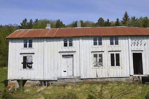 FLOTT EKSEMPEL: – Våningshuset i Korsvik er et flott eksempel på et tradisjonelt nordlandshus, mener Nordland fylkeskommune.