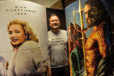 GODE TALL: Fjoråret ble et godt kinoår for Hjertnes forteller kinokonsulent Bjørn Helge Jahnsen.