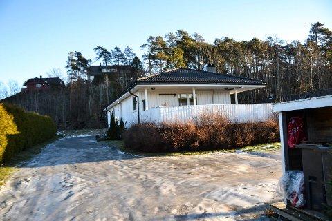 KJØP BLE HEVET: Familien som kjøpte boligen i 2015 har fått hevet kjøpet. Selger er nå forsikringsselskapet Claims Link AS, som har gitt salgsoppdraget til DNB Eiendom.