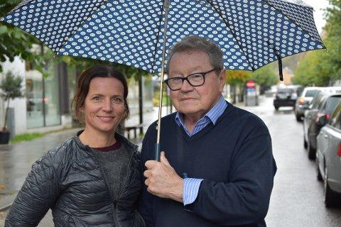 IKKE GLEMT: Heidi Meen har skrevet bok om Edgar Ludl. Ludl sitt forslag til tittel var «Den glemte kokken». Den hadde blitt missvisende.