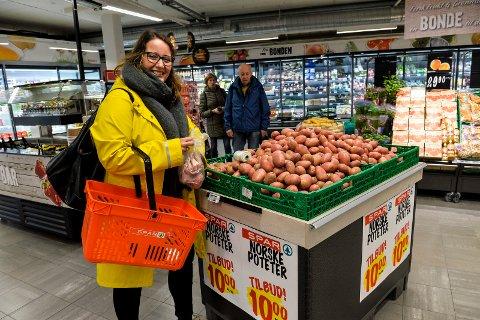 SPARETIPS: I husholdningsbudsjettet er det mye å penger å spare. Planlegg dine innkjøp. Se etter lavprismerker, vær prisbevisst og kjøp poteter i løsvekt, er noen av rådene Beate Engelschiøn gir oss.