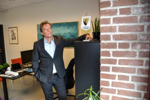 FRAMSNAKKING: Rådmann Bjørn Gudbjørgsrud mener pakka er såpass omfattende at det kan kalles en liten, lokal fastlegereform. Arkivfoto: Paal Even Nygaard