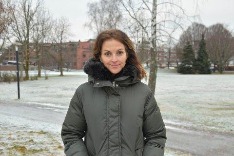 ALVORLIG, MEN VIKTIG TEMA: Siv Rajendram Eliassen og serien «Heksejakt» på TV 2 har satt ny TV 2 Sumo-rekord. Arkivfoto: Vibeke Bjerkaas