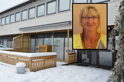 HAR STORE PLANER: Her vil «nye koster» lage pub igjen. Elisabeth Hamandsen er én av eierne og ønsker å drive Framnespuben AS sammen med to bekjente.