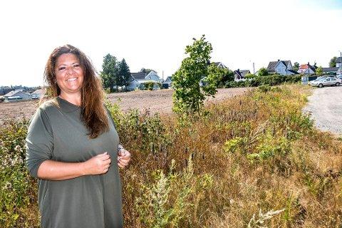 HAUKERØD: Cathrine Andersen (Frp) tror det er mulig å få flertall hvis hun fremmer forslaget om et mindre sykehjem på Haukerød på nytt i neste kommunestyremøte.