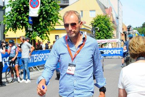 KLART: Et snaut år etter sykkel-NM i Sandefjord, er det klart for et nytt stort ritt. Rune Steinsvik er denne gang engasjert av Tour of Norway.
