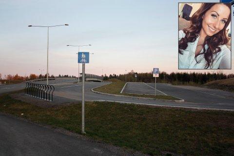 Rikke Adele Perdersen (23) er lei av at russen holder henne våken når de står på pendlerparkeringa på Skolmar hele natten.
