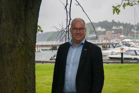 """Arild Theimann (AP) har tatt initiativ til å starte """"Plastgruppen"""", en gruppe som skal arbeidemed tiltak for å senke miljøavtrykket som følge av engangsartikler av plast."""