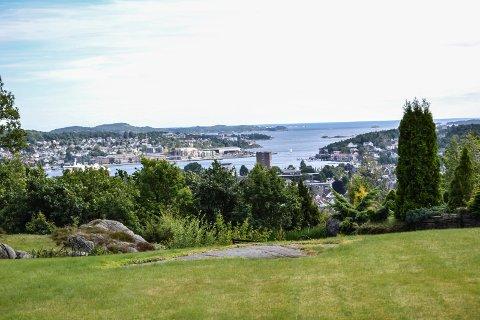 KOMMER BRA UT: Sandefjord kommune kommer godt ut i en fersk kåring gjort av NHO.