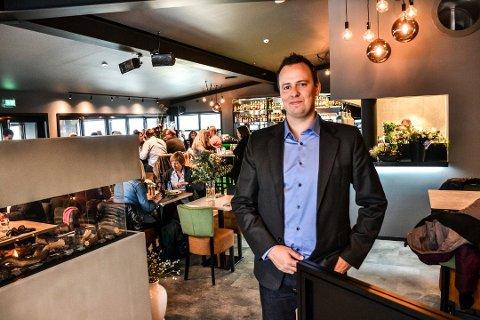 FERDIG MED SAKEN: – Vi tar vedtaket til etterretning og har ikke noen kommentar utover dette, sier daglig leder ved Pir4 og Kokeriet restaurant, Peter Nordberg. ARKIVFOTO: Paal Even Nygaard