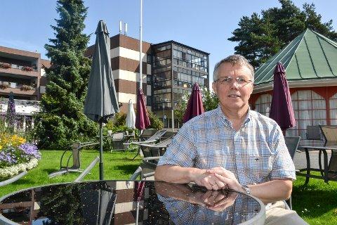 ØNSKER DET BESTE: Bror-Lennart Mentzoni (KrF) gir all mulig honnør til de ansatte ved Nygård bo- og behandlingssenter. – Men de og brukerne får ikke den beste løsningen vi kunne ha fått.