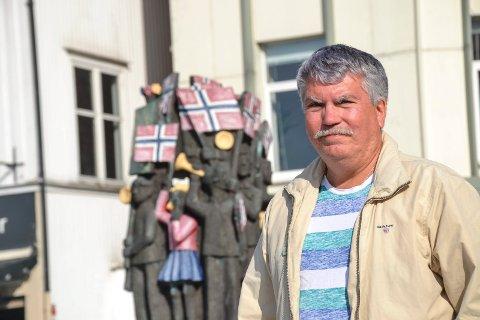 NORSKE TRADISJONER: Robert Nesset er Demokratenes førstekandidat til kommunevalget. Individets frihet, småskoler og et samfunn bygd norske tradisjoner og kulturarv er hans fanesaker.