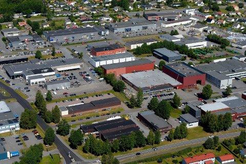 PINDSLE: Handelskvoten for næringsområdet på Pindsle er utvidet med 7.500 kvadratmeter.