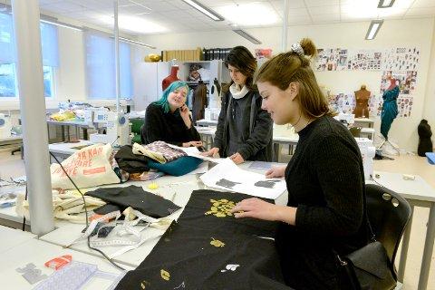 SYV LINJER: Søkermassen til Sandefjord folkehøykole er økt med 25 prosent sammenliknet med samme tid i fjor. Skolen har i alt 102 plasser fordelt på syv linjer og opptakene starter 1. februar. Bildet er fra et tidligere kull.