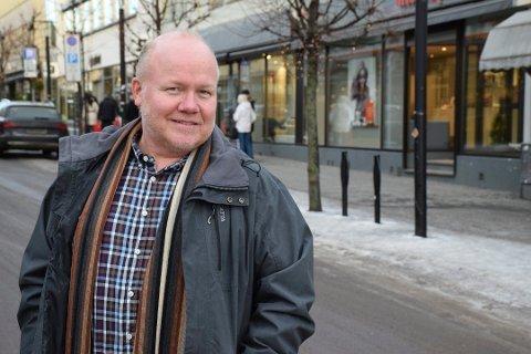 ØNSKER SEG FESTIVAL: Næringssjef Jan Erik Hvidsten er i gang med å planlegge matfestival i Sandefjord. Kanskje kan den første utgaven gå av stabelen til høsten.