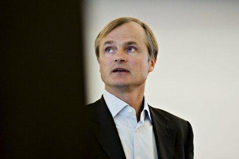 INVESTERER: Øystein Stray Spetalen har nå aksjer for 100 millioner kroner i Pareto Bank.