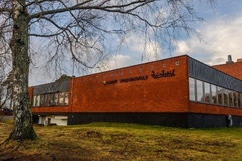 KARANTENE: 28 elever og tre ansatte er i karantene etter at en elev ved Ranvik ungdomsskole fikk påvist smitte.