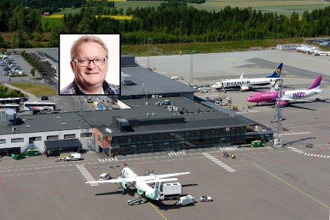 JURIDISK: Forbundssekretær i Norsk Tjenestemannslag (NTL), Tor Erik Granum (innfelt) vil få saken vurdert juridisk hvis ansatte ved Torp mister jobben.