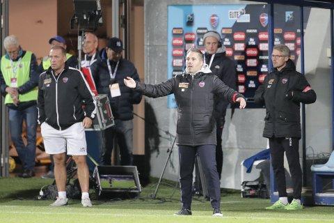 SNIPP, SNAPP, SNUTE: Om få uker er Martì Cifuentes historie i SF, og spanjolen vil stå igjen som en av de beste trenerene klubben har hatt i sin korte historie.