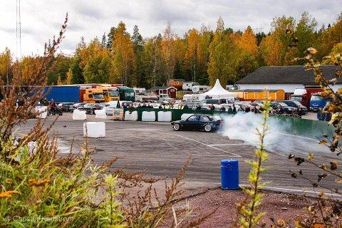 MOTORSPORT: NMK Sandefjord har drevet autoslalom og drifting på Håsken i lang tid, og ønsker å fortsette med det. En stor del av medlemsmassen er yngre mennesker.