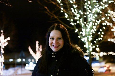KONSERT:Lise Davidsen håper folk finner julestemningen gjennom den digitale gratis-julekonsert fra Operaen i Oslo den 19. desember.