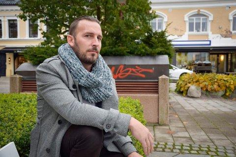 SKIFTER PARTI: Thore Sebastian Nielsen går fra SV til Sentrum, men sier at det ikke ligger konflikter bak partiskiftet.