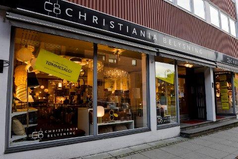Innen sommeren slukkes lysene i Christiania belysning for godt...