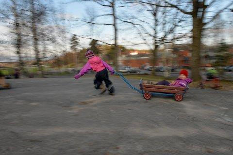 FÅR MER: De private barnehagene i Sandefjord har fått for lite tilskudd fra kommunen. Nå må det rettes opp.