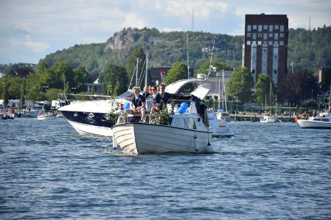 SØKER: Politikerne i Sandefjord vil gjøre Sandefjord kommune til et typisk turiststed.