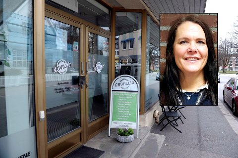 FRIVILLIG: Kommunen har satt en egen gruppe som skal organisere den frivillige innsatsen i Sandefjord under korona-pandemien, med overordnet frivilligkoordinator, Linda Linnestad som leder.
