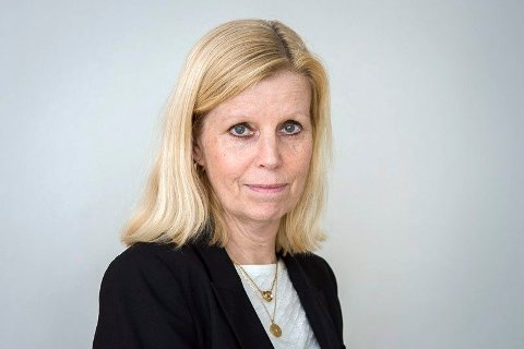 NY KOMMUNALSJEF: – Jeg synes Sandefjord er en spennende kommune med store ambisjoner. Jeg gleder meg til å ta fatt på jobben, og ser fram til viktige prosesser med å utvikle det nye kommunalområdet, sier Annette Finsveen.