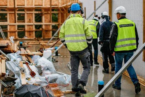 USERIØSE: A-krimsenteret i Tønsberg advarer mot useriøse aktører nå som mange planlegger oppussing under koronapandemien.