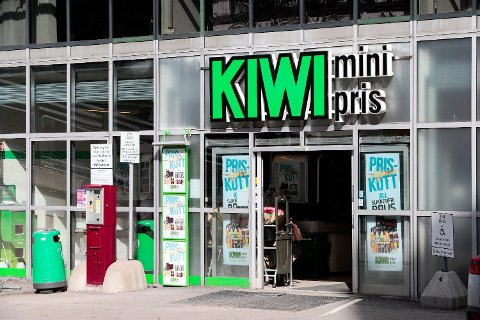 PRISENE SKRUS OPP: Priskuttet Kiwi annonserte i april er snart over. Foto: Lise Åserud (NTB scanpix)