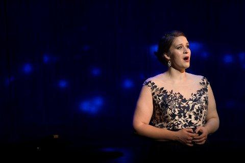 ALBUMAKTUELL: Operasangerinnen Lise Davidsen brukte 2020 til blant annet å få spilt inn sitt soloalbum nummer to