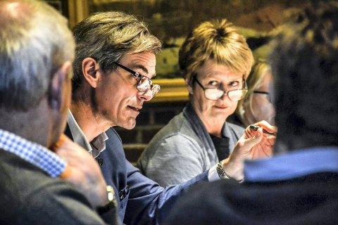 KORTVARIG: Gudrun Grindakers opphold som toppsjef i nye Sandefjord kommune ble kortvarig, etter at ordfører Bjørn Ole Gleditsch allerede 30. mai 2017 erklærte mistillit, og senere gjentok dette i en e-post 5. oktober.