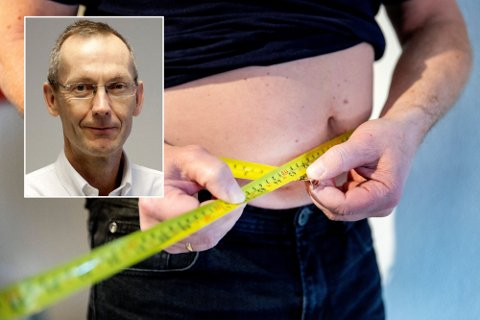 HAR TRO PÅ NYTT PREPARAT: – Dette preparatet er veldig effektivt, og dersom det ikke dukker opp uoppdagede bivirkninger, så kommer dette til å revolusjonere fedmebehandlingen, sier professor Jøran Hjelmesæth.