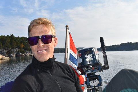 SKUFFET: Alf Petter Halle fikk ikke svaret han håpet på fra redningsselskapet.