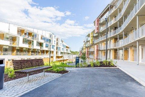 KARANTENEHOTELL: Fra august av er det kun Oslofjord Convention Center som er karantenehotell i regionen.